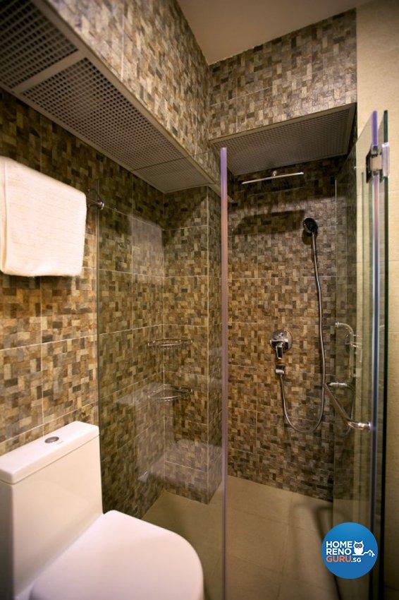 Contemporary, Modern Design - Bathroom - Condominium - Design by NorthWest Interior Design Pte Ltd