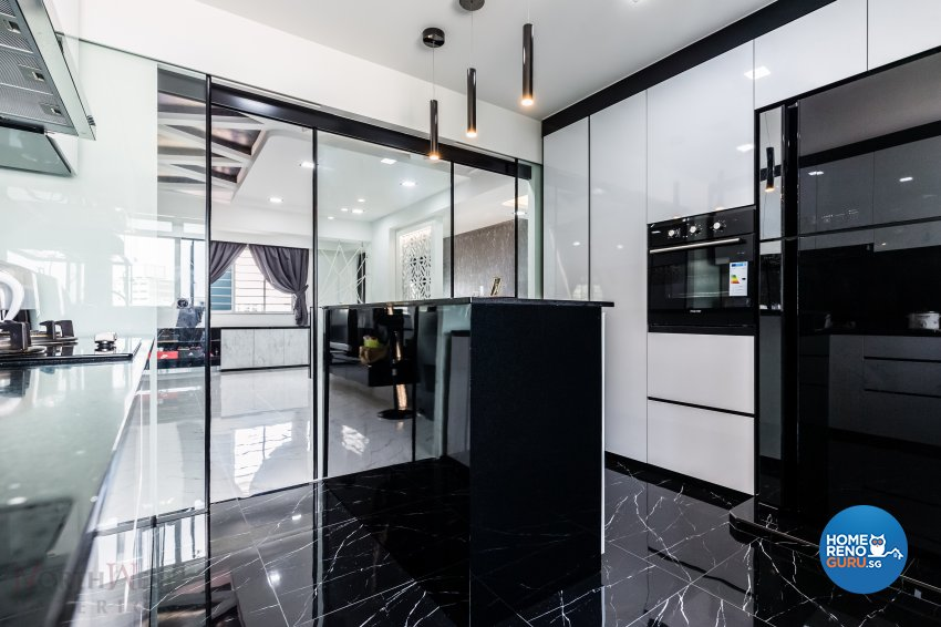 Modern, Others Design - Kitchen - Others - Design by NorthWest Interior Design Pte Ltd
