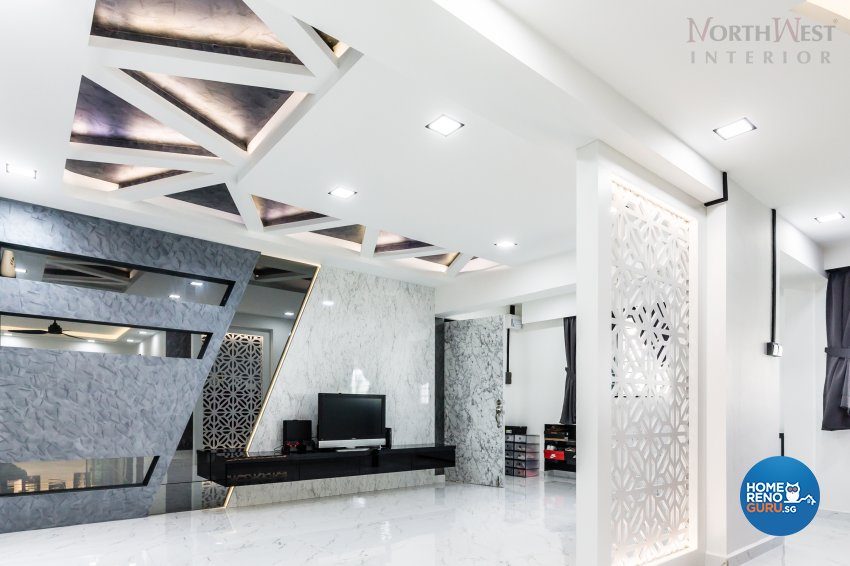 Modern, Others Design - Living Room - Others - Design by NorthWest Interior Design Pte Ltd