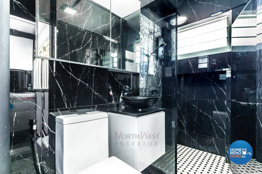 Modern, Others Design - Bathroom - Others - Design by NorthWest Interior Design Pte Ltd