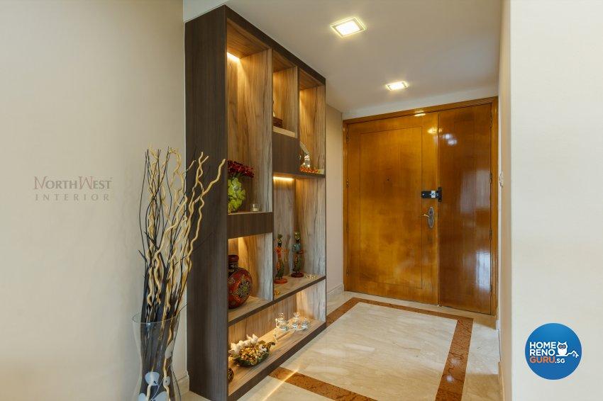 Contemporary, Rustic Design - Living Room - Condominium - Design by NorthWest Interior Design Pte Ltd