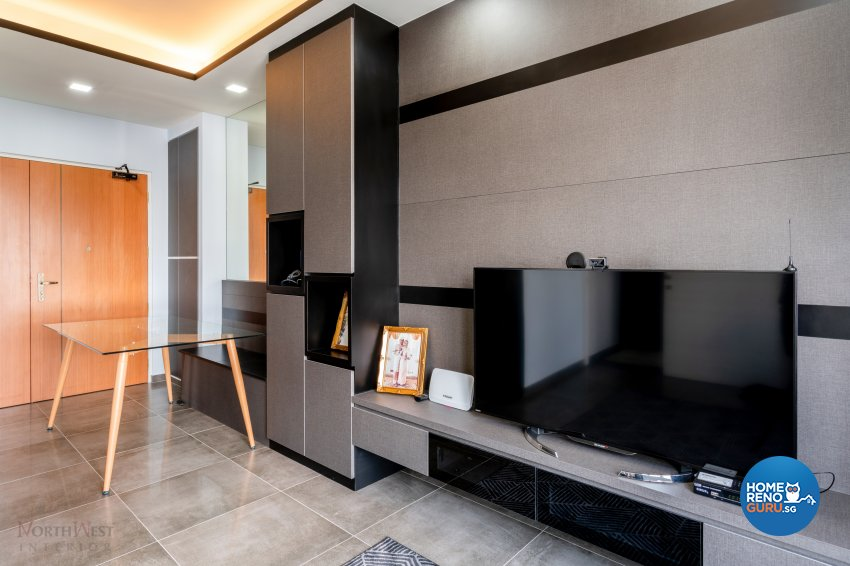 Contemporary Design - Living Room - Others - Design by NorthWest Interior Design Pte Ltd
