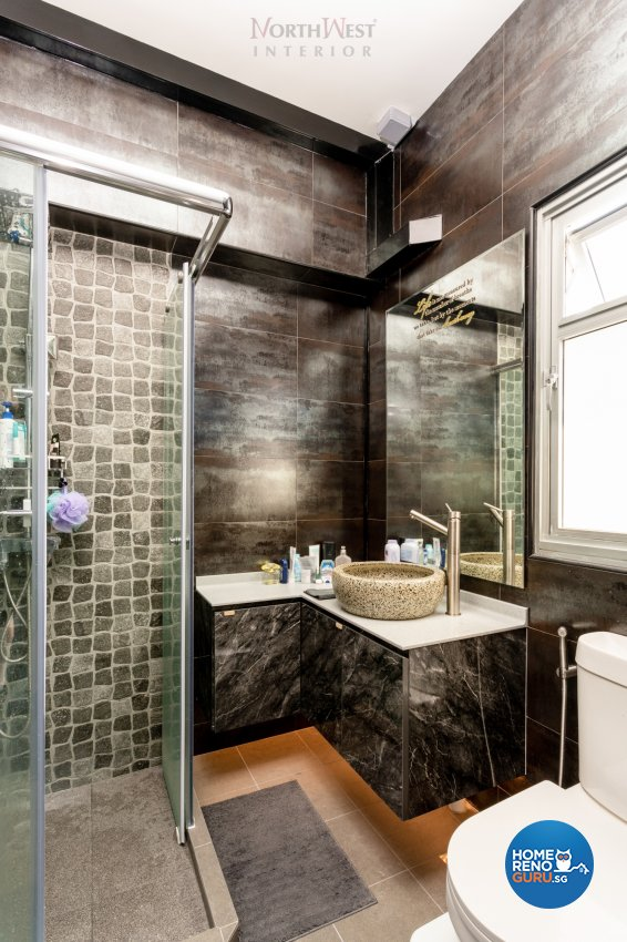 Contemporary Design - Bathroom - Others - Design by NorthWest Interior Design Pte Ltd