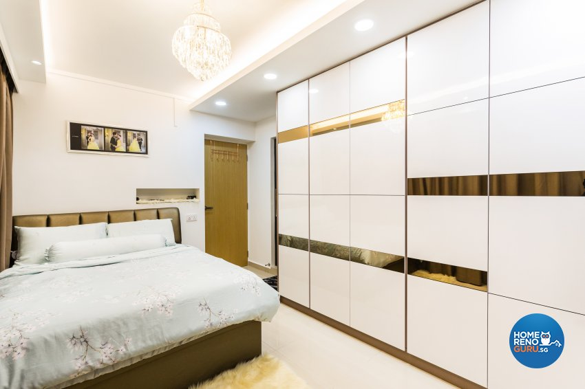 Contemporary, Others Design - Bedroom - HDB 4 Room - Design by NorthWest Interior Design Pte Ltd