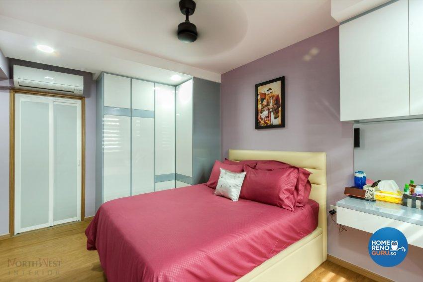 Contemporary, Modern, Others Design - Bedroom - HDB 4 Room - Design by NorthWest Interior Design Pte Ltd