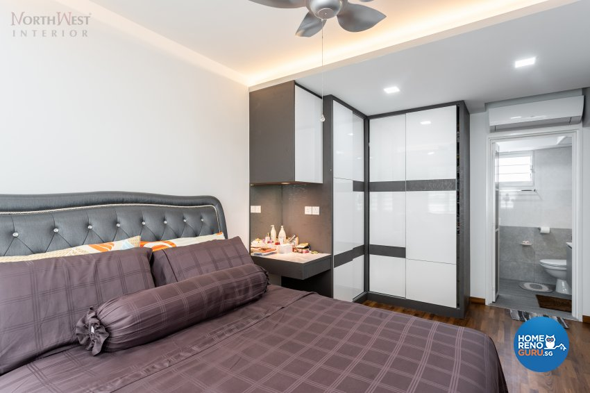 Contemporary, Others Design - Bedroom - HDB 5 Room - Design by NorthWest Interior Design Pte Ltd