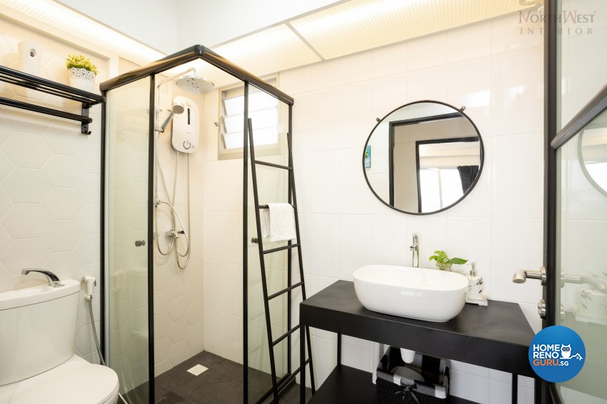 Classical, Contemporary, Modern Design - Bathroom - HDB 5 Room - Design by NorthWest Interior Design Pte Ltd