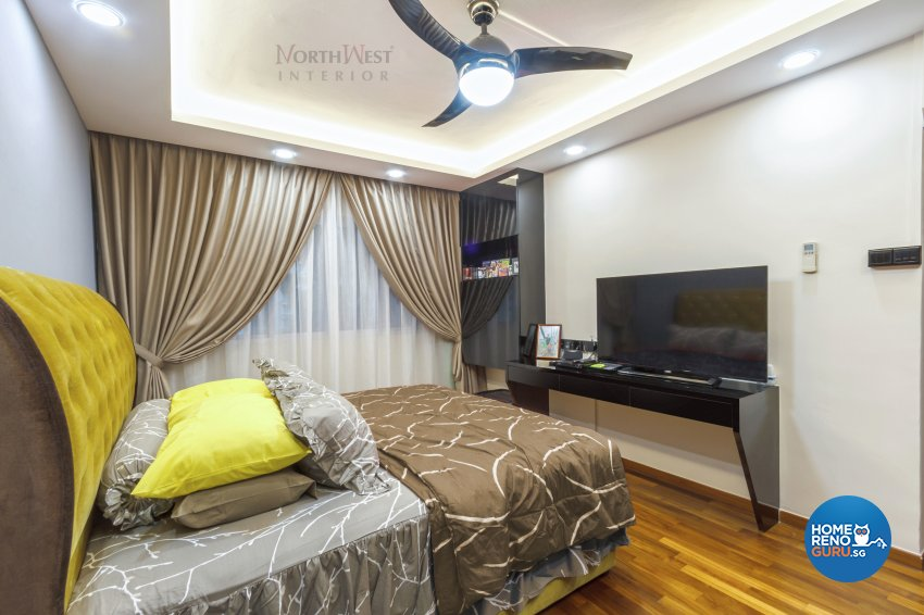 Classical, Contemporary, Rustic Design - Bedroom - Others - Design by NorthWest Interior Design Pte Ltd