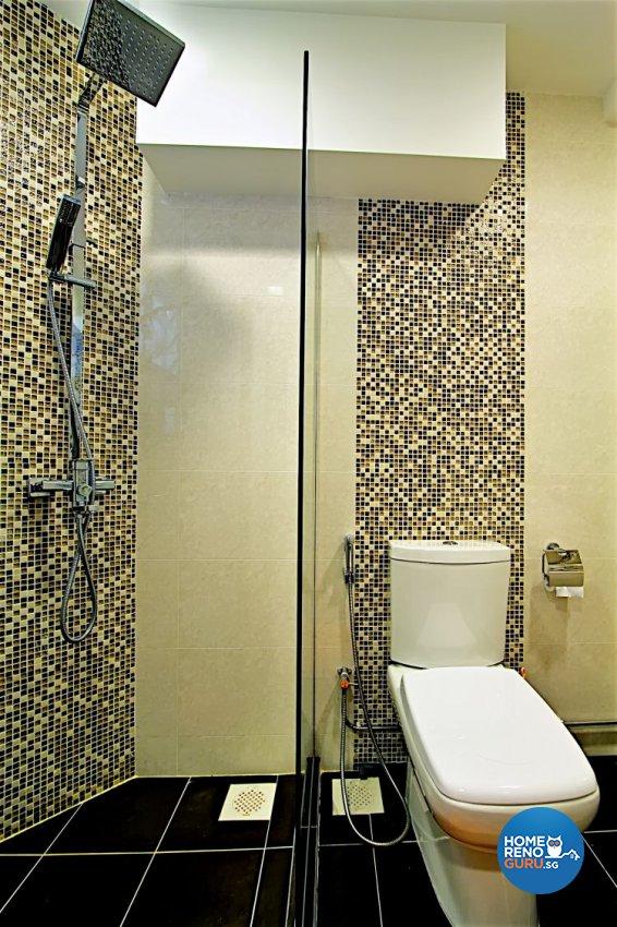 Contemporary, Minimalist, Scandinavian Design - Bathroom - HDB 4 Room - Design by NorthWest Interior Design Pte Ltd
