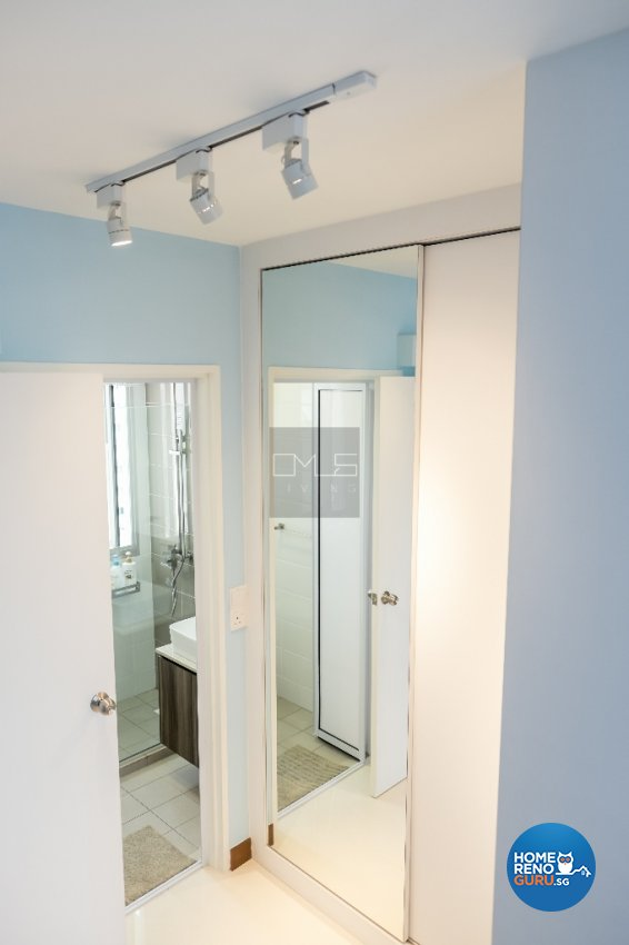 Contemporary, Modern, Scandinavian Design - Bedroom - HDB 3 Room - Design by Omus Living
