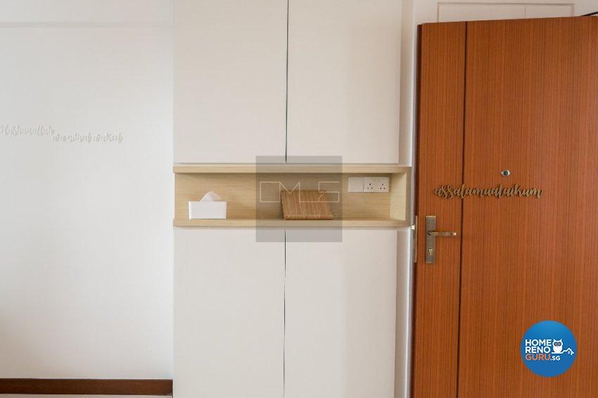 Contemporary, Modern, Scandinavian Design - Living Room - HDB 3 Room - Design by Omus Living