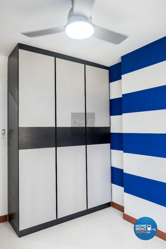 Contemporary, Minimalist Design - Bedroom - HDB 4 Room - Design by Omus Living