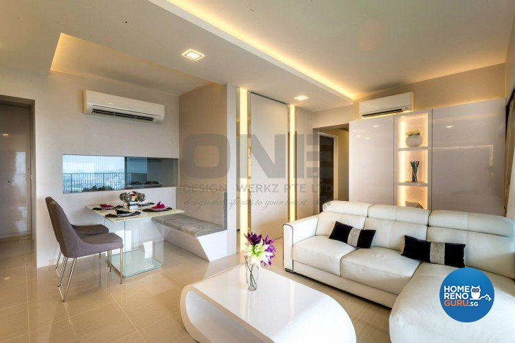 One Design Werkz Pte Ltd HDB 5 Room Package