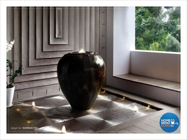 Contemporary, Modern Design - Balcony - Condominium - Design by One Stop Concept