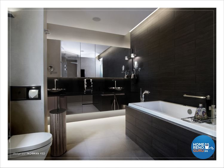 Contemporary, Modern Design - Bathroom - Condominium - Design by One Stop Concept