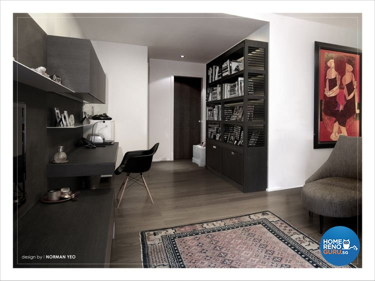 Contemporary, Modern Design - Bedroom - Condominium - Design by One Stop Concept