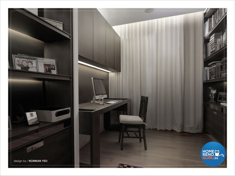 Contemporary, Modern Design - Study Room - Condominium - Design by One Stop Concept