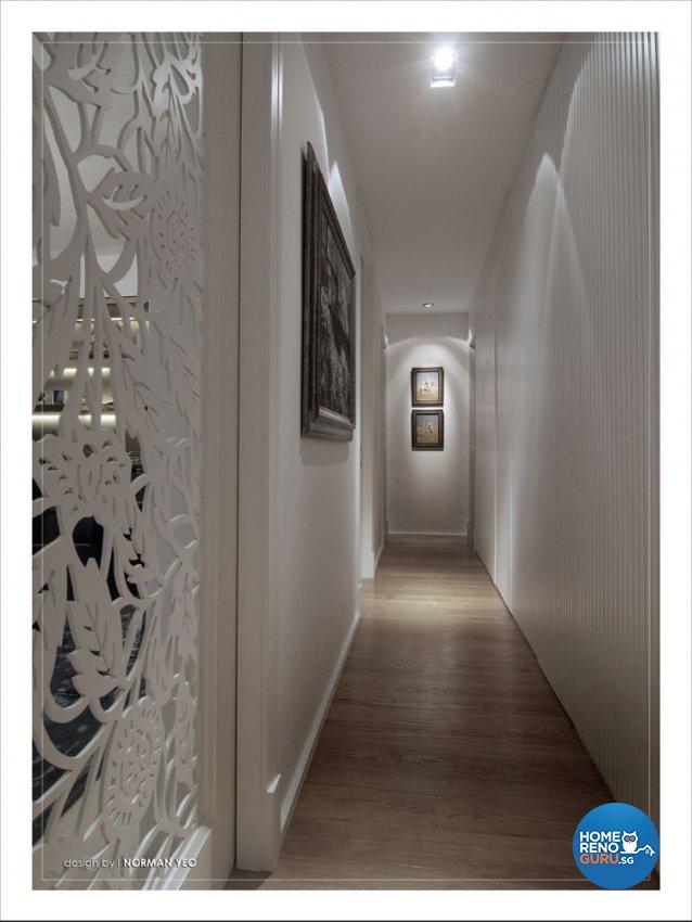 Contemporary, Modern Design - Living Room - Condominium - Design by One Stop Concept