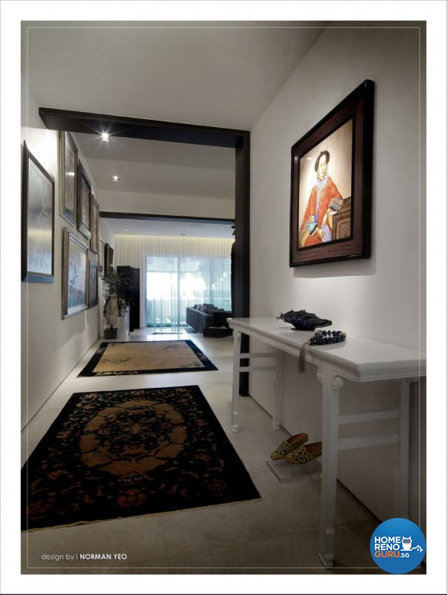 Contemporary, Modern Design - Living Room - Condominium - Design by One Stop Concept