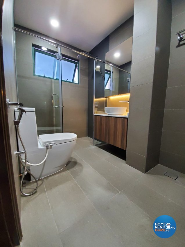 Classical Design - Bathroom - Landed House - Design by Ottotto Pte Ltd