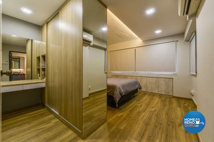 Contemporary, Minimalist, Scandinavian Design - Bedroom - Others - Design by Outlook Interior Pte Ltd
