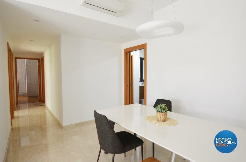 Contemporary Design - Dining Room - Condominium - Design by Palmwood Pte Ltd