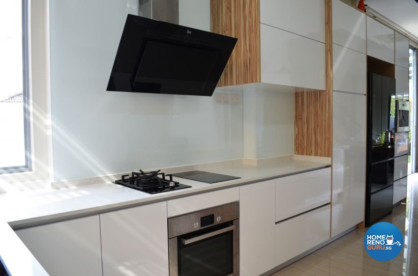 Palmwood Pte Ltd-Kitchen and Bathroom package