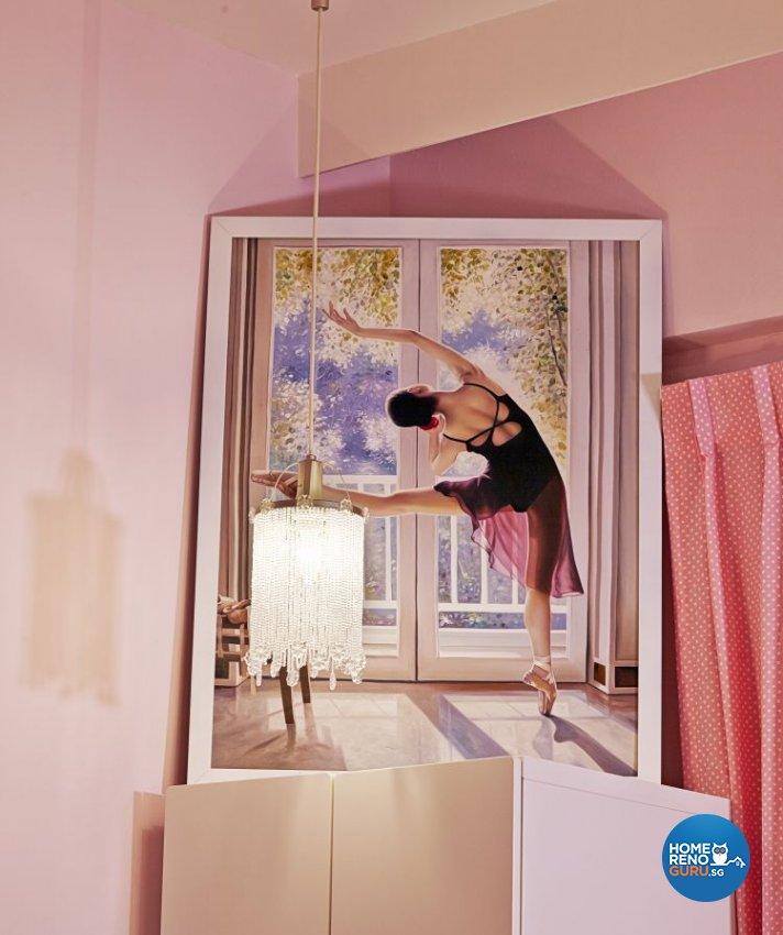 Contemporary, Modern Design - Bedroom - Condominium - Design by Pavillion Creation Pte Ltd