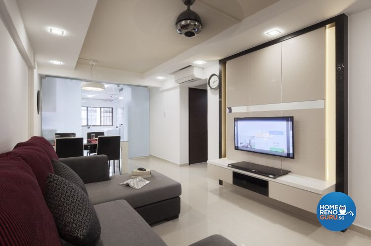 Penta Design & Contracts Pte Ltd-HDB 4-Room package