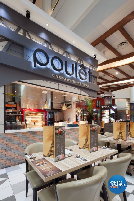 Classical, Modern Design - Commercial - Retail - Design by Penta Design & Contracts Pte Ltd