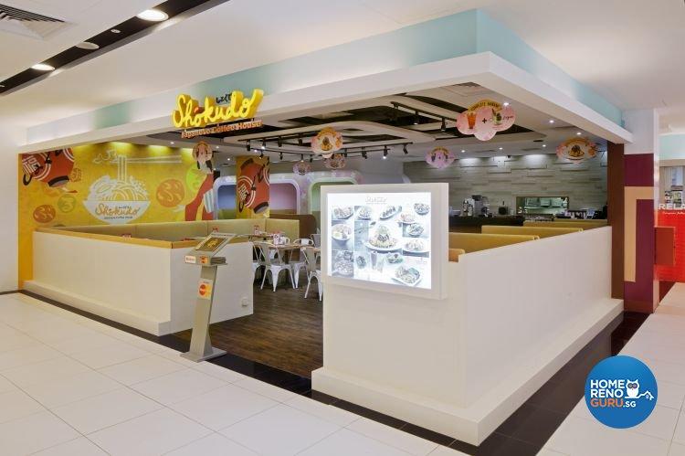 Contemporary, Retro Design - Commercial - Retail - Design by Penta Design & Contracts Pte Ltd