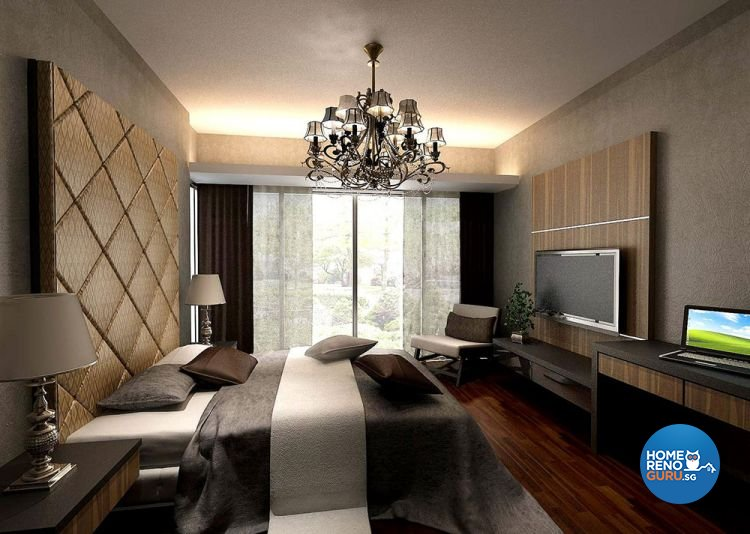 Contemporary, Modern Design - Bedroom - HDB 4 Room - Design by Piuttosto Gallery Pte Ltd