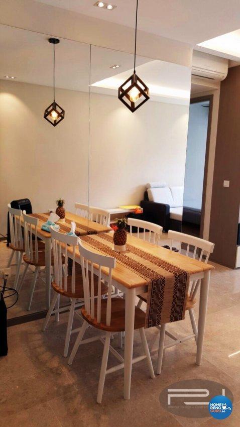 Modern Design - Dining Room - Condominium - Design by PJ DESIGNWORKS PTE LTD