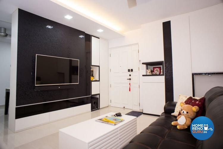 PJ DESIGNWORKS PTE LTD-HDB 5-Room package
