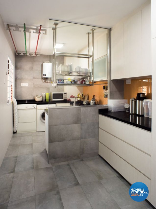 PJ DESIGNWORKS PTE LTD-Kitchen and Bathroom package