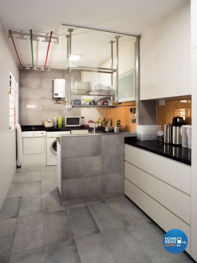 PJ DESIGNWORKS PTE LTD-Kitchen and Bathroom package