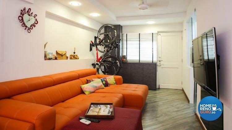PJ DESIGNWORKS PTE LTD-HDB 3-Room package