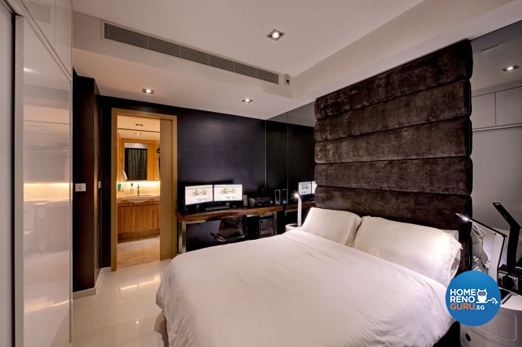 Classical, Rustic Design - Bedroom - Condominium - Design by Posh Home Holding Pte Ltd