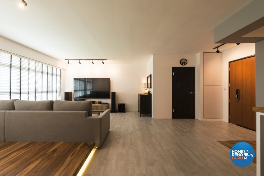Posh Living Interior Design Pte Ltd-HDB 4-Room package