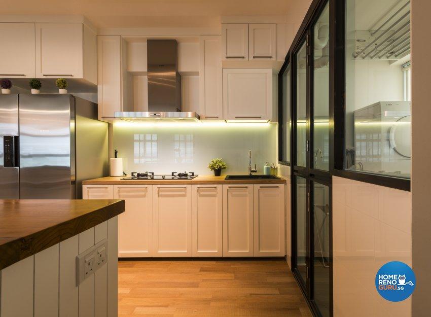 Posh Living Interior Design Pte Ltd-HDB 4-Room package
