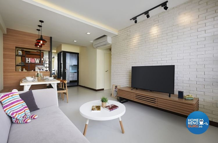 Hdb Four Room Design