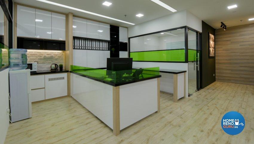 Contemporary, Modern, Scandinavian Design - Commercial - Office - Design by Posh Living Interior Design Pte Ltd