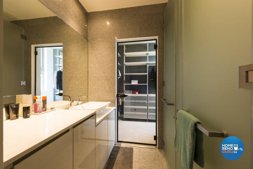 Classical, Modern Design - Bathroom - Condominium - Design by Posh Living Interior Design Pte Ltd