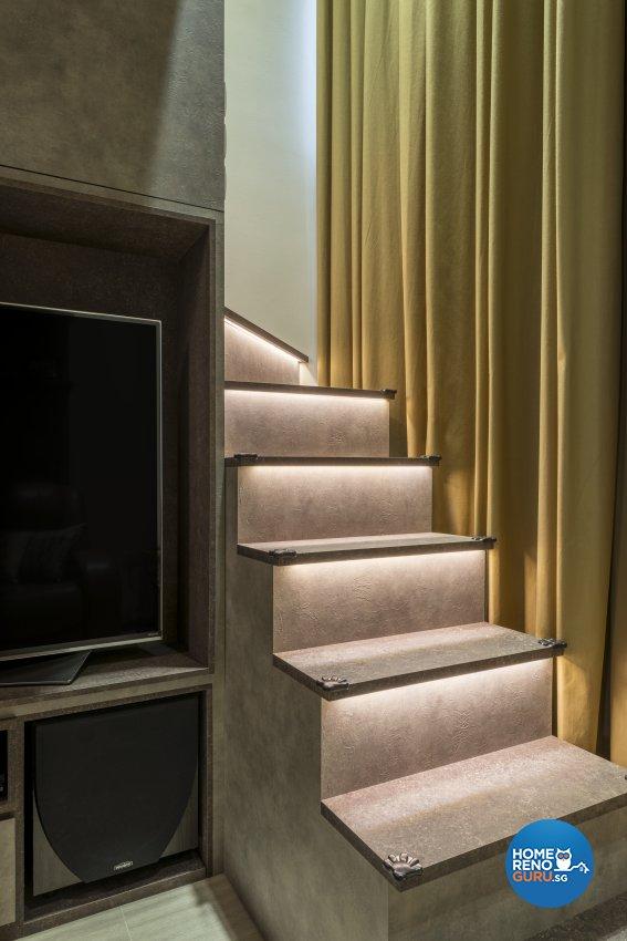 Modern Design - Living Room - Condominium - Design by Posh Living Interior Design Pte Ltd