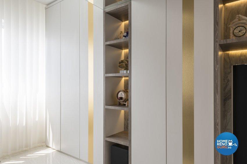 Classical, Contemporary, Modern Design - Balcony - HDB Executive Apartment - Design by Posh Living Interior Design Pte Ltd