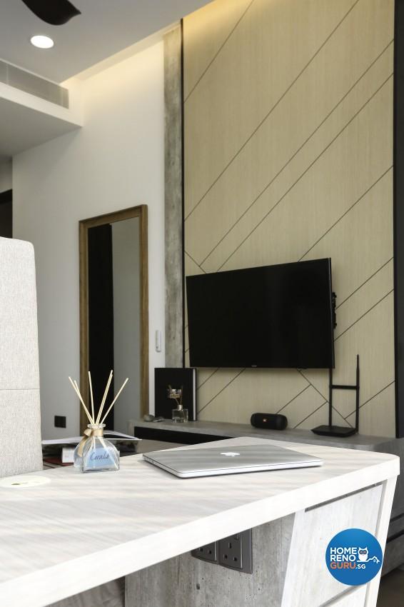 Minimalist, Modern, Scandinavian Design - Bedroom - Condominium - Design by Posh Living Interior Design Pte Ltd