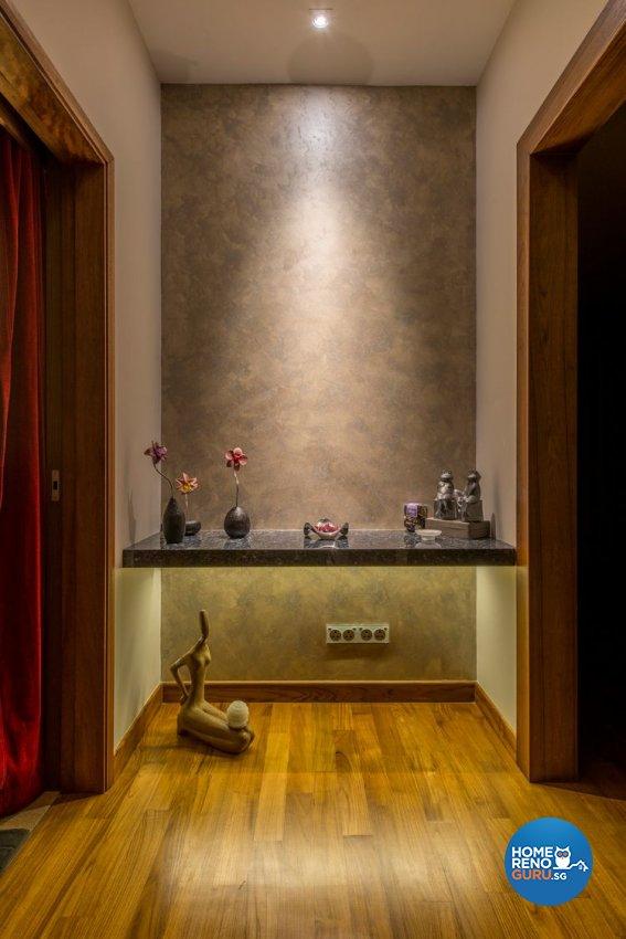 Contemporary, Minimalist, Modern Design - Bedroom - Landed House - Design by Posh Living Interior Design Pte Ltd