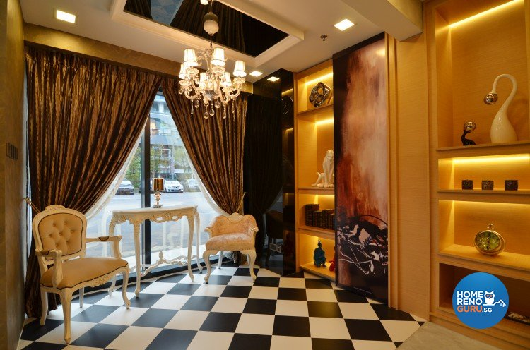Classical, Eclectic, Modern Design - Living Room - Others - Design by Posh Living Interior Design Pte Ltd