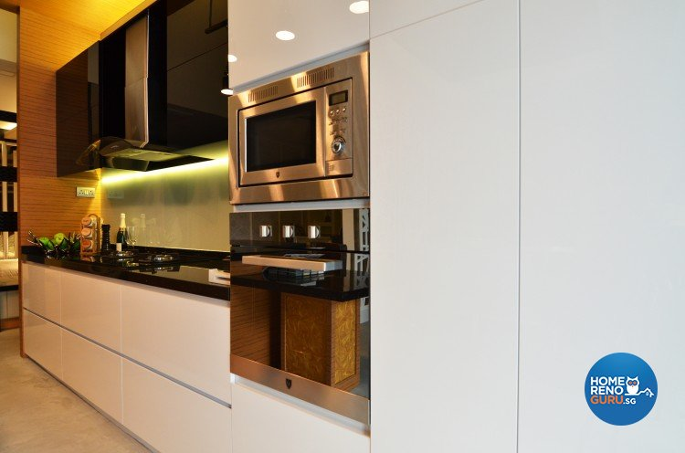 Classical, Eclectic, Modern Design - Kitchen - Others - Design by Posh Living Interior Design Pte Ltd