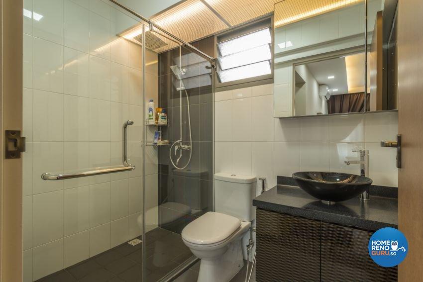 Posh Living Interior Design Pte Ltd-HDB 5-Room package